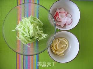 南极磷虾沙拉的做法_南极磷虾沙拉怎么做_眉儿美食的菜谱