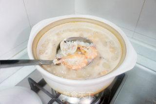 海鲜粥的做法_海鲜粥怎么做_包包变的菜谱