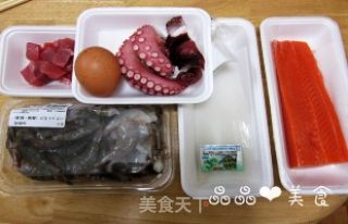 什锦海鲜散寿司的做法_什锦海鲜散寿司怎么做_菜谱