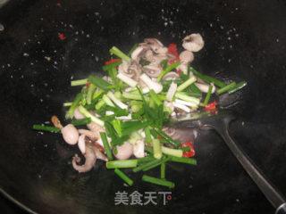 柱候酱爆章鱼的做法_柱候酱爆章鱼怎么做_菜谱