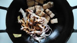五花肉烧鱿鱼的做法_五花肉烧鱿鱼怎么做_小耿妈妈的菜谱