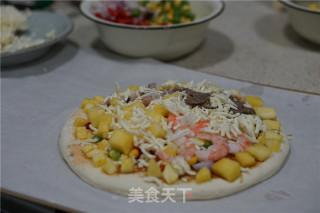 四味披萨的做法_四味披萨怎么做_牛妈厨房的菜谱