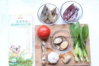 海鲜面的做法_海鲜面怎么做_jijiqucho的菜谱