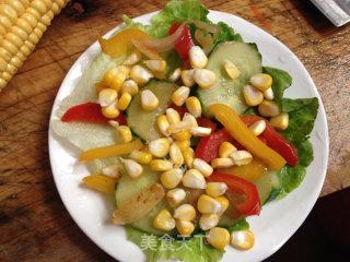 鲜鱿鱼墨西哥沙拉的做法_鲜鱿鱼墨西哥沙拉怎么做_依然美食的菜谱