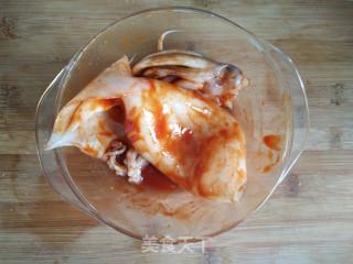 咖喱鱿鱼饭的做法_咖喱鱿鱼饭怎么做_眉儿美食的菜谱