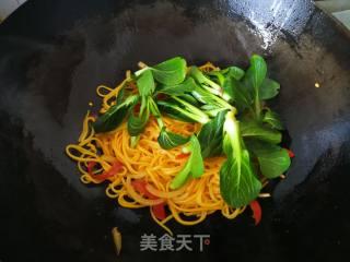 海鲜炒面的做法_海鲜炒面怎么做_salila82的菜谱