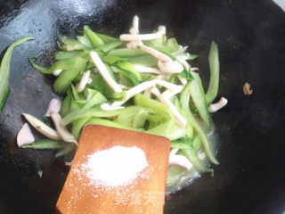 鱿鱼小白菜的做法_鱿鱼小白菜怎么做_尔东叶的菜谱