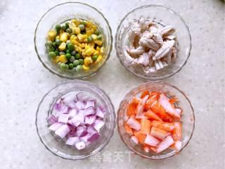 海鲜螺旋面的做法_海鲜螺旋面怎么做_天国的女儿的菜谱