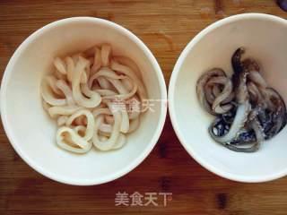 空炸鱿鱼圈的做法_空炸鱿鱼圈怎么做_寻找桃花岛的菜谱