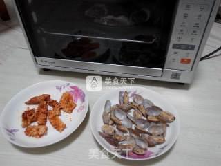 海鲜相烩的做法_#ACA烘焙明星大赛#海鲜相烩_海鲜相烩怎么做_冬至2467的菜谱