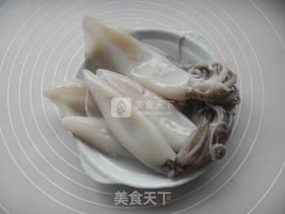 麻辣烤鱿鱼的做法_麻辣烤鱿鱼--空炸版_麻辣烤鱿鱼怎么做_舞之灵的菜谱