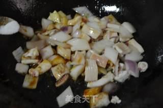 小炒鱿鱼的做法_小炒鱿鱼怎么做_英英菜谱的菜谱