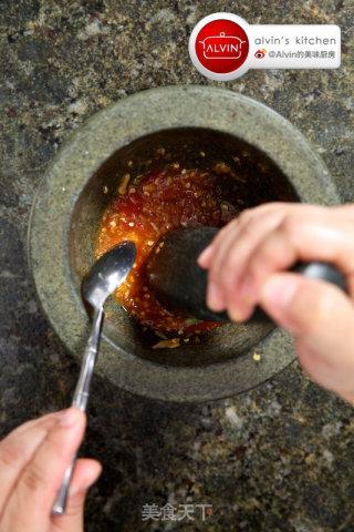 泰式海鲜沙拉的做法_泰式海鲜沙拉怎么做_Alvin的美味厨房的菜谱