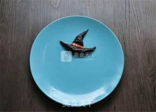 万圣节餐盘画的做法_万圣节餐盘画怎么做_开心果子365的菜谱