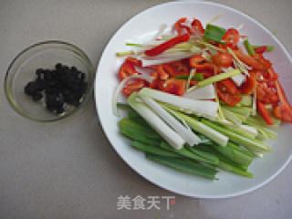 豉香鱿鱼的做法_豉香鱿鱼怎么做_辽南蟹的菜谱