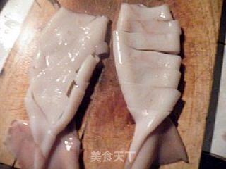 日式照烧烤鱿鱼的做法_日式照烧烤鱿鱼怎么做_菜谱