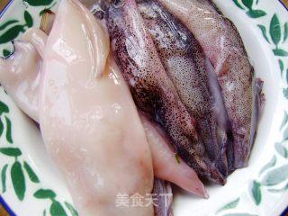 酥炸鱿鱼段的做法_健康小吃----酥炸鱿鱼段_酥炸鱿鱼段怎么做_菜谱