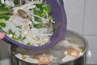 海鲜粉丝煲的做法_[菜谱换礼]海鲜粉丝煲_海鲜粉丝煲怎么做_菜谱