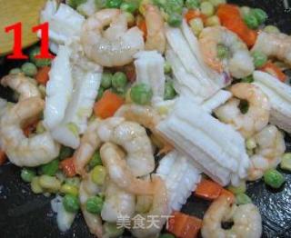 海鲜锅巴的做法_海鲜锅巴怎么做_菜谱
