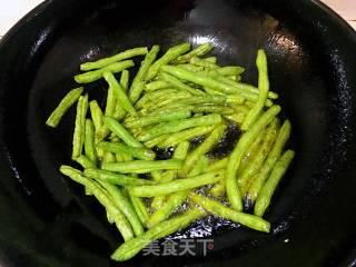 鱿爆芸豆的做法_鱿爆芸豆怎么做_韬韬爱美食的菜谱