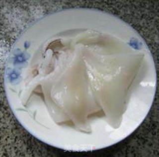 雪菜鱿鱼炒鸡蛋的做法_雪菜鱿鱼炒鸡蛋怎么做_花鱼儿的菜谱