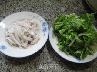 小白菜鱿鱼汤的做法_小白菜鱿鱼汤怎么做_花鱼儿的菜谱