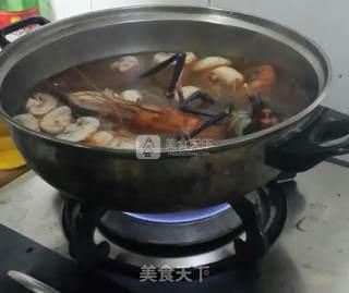 泰式冬阴功的做法_泰式冬阴功怎么做_独角戏71的菜谱