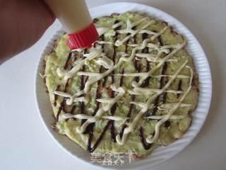 日式大阪烧的做法_日式大阪烧怎么做_斯佳丽WH的菜谱