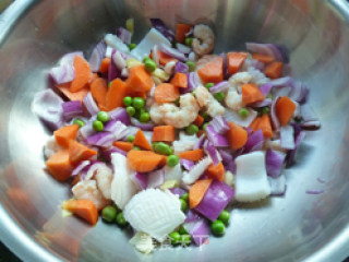 咖喱海鲜的做法_咖喱海鲜怎么做_juju菊娜的菜谱