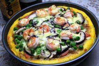 海鲜至尊披萨的做法_海鲜至尊披萨怎么做_不是非洲来的的菜谱