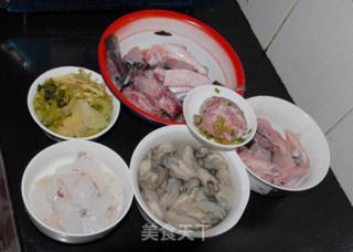 酸菜海鲜锅的做法_酸菜海鲜锅怎么做_菜谱