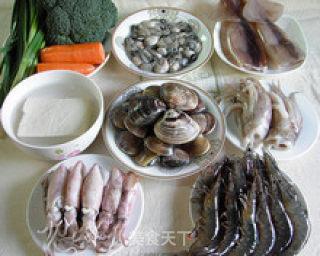 海鲜火锅的做法_原味海鲜火锅_海鲜火锅怎么做_菜谱