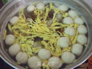 传统三鲜汤的做法_传统三鲜汤怎么做_菜谱