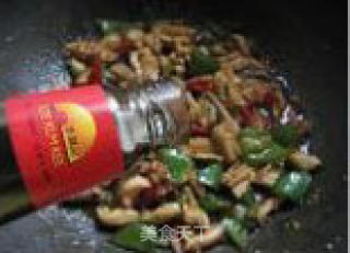 豉汁双椒鱿鱼的做法_豉汁双椒鱿鱼怎么做_菜谱