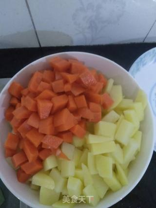 炒勺版三汁焖锅的做法_炒勺版三汁焖锅怎么做_忘不了的味道的菜谱