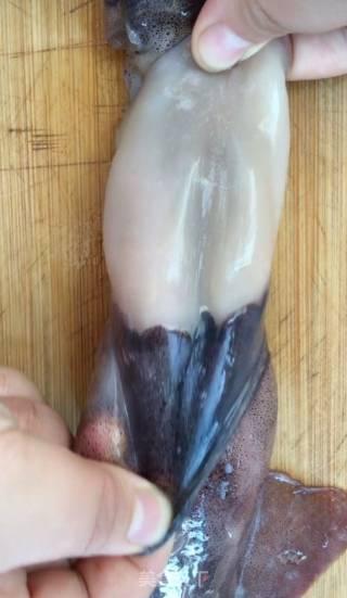 香酥鱿鱼圈的做法_香酥鱿鱼圈怎么做_最初的最美❤的菜谱