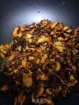 干煸鱿鱼的做法_干煸鱿鱼怎么做_zhang墩儿的菜谱