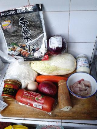 简易大阪烧的做法_简易大阪烧怎么做_stella菜菜的菜谱