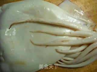 青椒鱿鱼的做法_青椒鱿鱼怎么做_菜谱