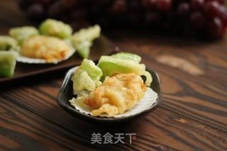 天妇罗扇贝青椒的做法_天妇罗扇贝青椒怎么做_香菇炖鸡面的菜谱