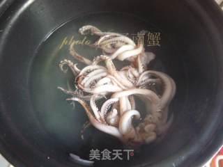 拌鱿鱼头的做法_拌鱿鱼头怎么做_辽南蟹的菜谱