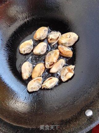 淡菜炒白菜的做法_淡菜炒白菜怎么做_冬季心情的菜谱