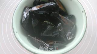 丝瓜炒贻贝的做法_【丝瓜炒贻贝】_丝瓜炒贻贝怎么做_舞之灵的菜谱