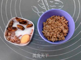 淡菜海米燕麦粥的做法_淡菜海米燕麦粥怎么做_食·色的菜谱