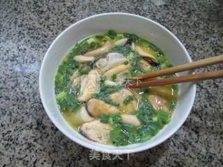 鸡蛋炒淡菜 的做法_鸡蛋炒淡菜 怎么做_花鱼儿的菜谱
