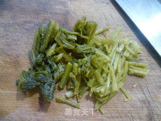 雪菜淡菜粉丝汤的做法_雪菜淡菜粉丝汤怎么做_花鱼儿的菜谱