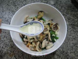 菠菜拌淡菜的做法_菠菜拌淡菜怎么做_花鱼儿的菜谱