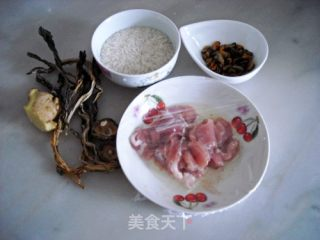 菜干瘦肉淡菜粥的做法_菜干瘦肉淡菜粥怎么做