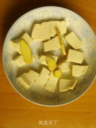 清蒸淡菜豆腐的做法_清蒸淡菜豆腐怎么做