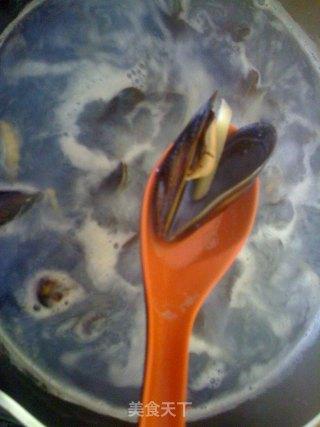 清水淡菜的做法_清水淡菜怎么做